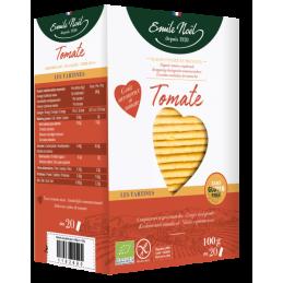 Tartines tomate