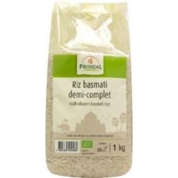 Riz basmati 1/2 cplt 1kg