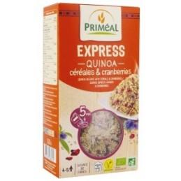 Quinoa  cranberry
