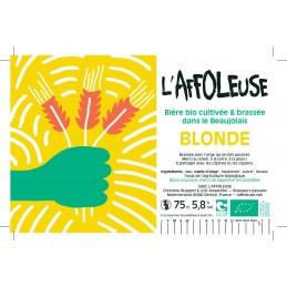 Affoleuse blonde