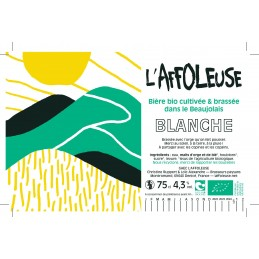 Affoleuse blanche