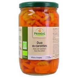 Duo de carottes