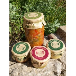 Tartinade courge noisette