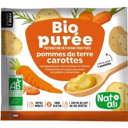 Puree pdt/carottes