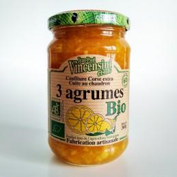 Confiture corse 3 agrumes