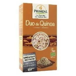 Duo de quinoa