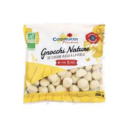 Gnocchi nature