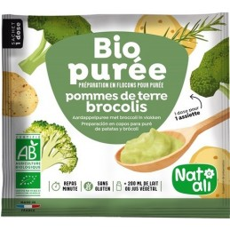 Puree pdt/brocolis