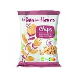 Chips pois chiches