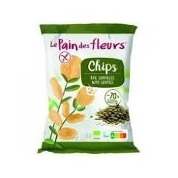 Chips lentilles
