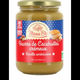 Beurre de cacahuetes us