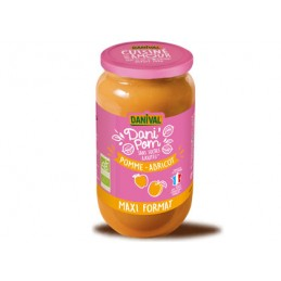 Danipom pomme abricot