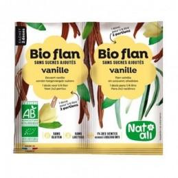 Bioflan a la vanille
