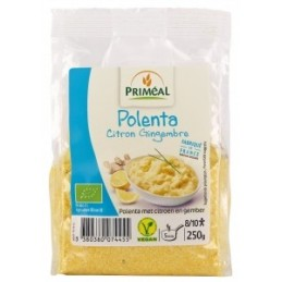 Polenta citron ging