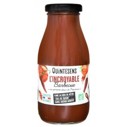 L'incroyable sauce barbecue