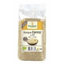 Boulgour express riz