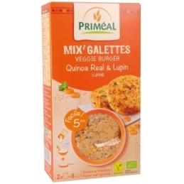 Mix'burger quinoa graines