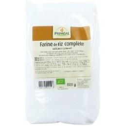 Farine riz complete