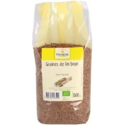 Graines lin brun 500