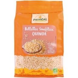 Quinoa souffle