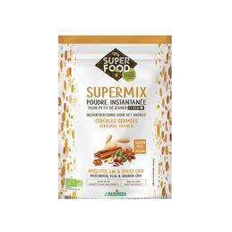 Supermix noisette lin chai