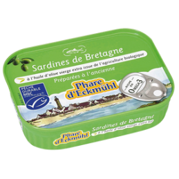 Sardines a l huile d olive