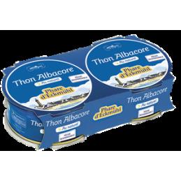 Thon albacore naturel