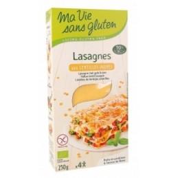 Lasagnes lentilles