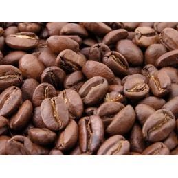 Café décaféiné en grains