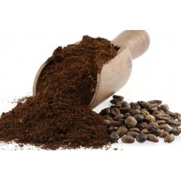 Café décaféiné moulu
