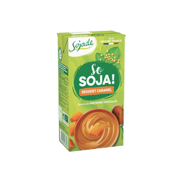 So soja caramel
