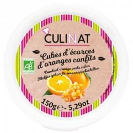 Ecorces orange confites
