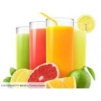 Limonades, sodas